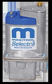 MR610 Modulationsventil