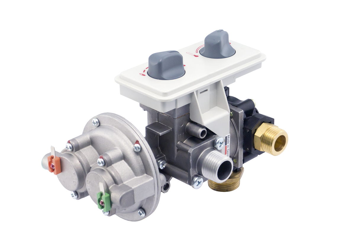 GW50B Gas-Water Combination Control Valve