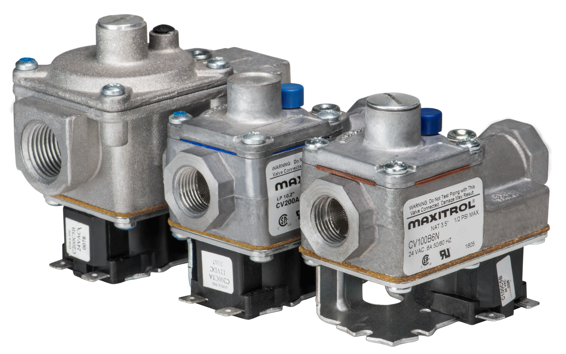 CV Combination Gas Control Valves