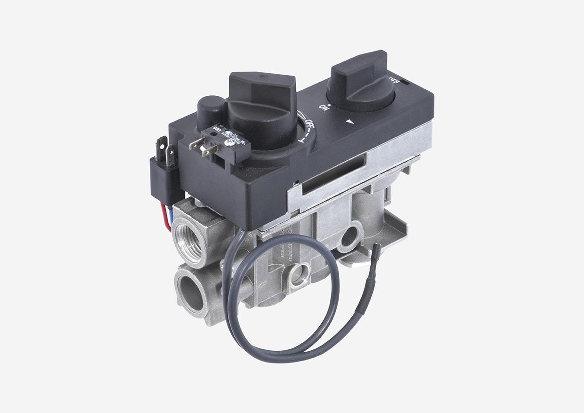 GV34 Heating Control System