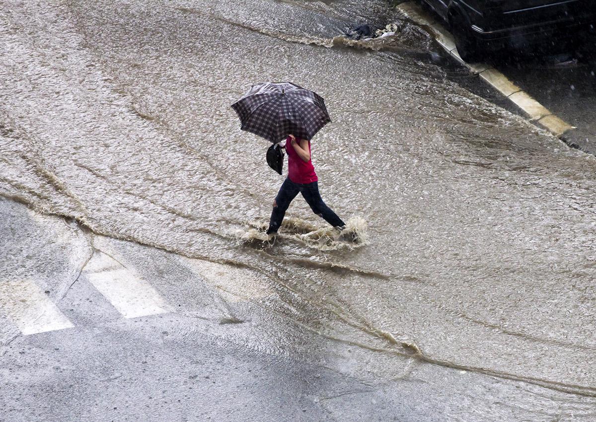 Condizioni meteorologiche avverse