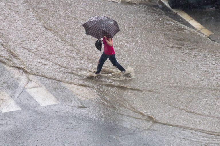 Ubicazione del regolatore della pressione del gas e condizioni meteorologiche avverse