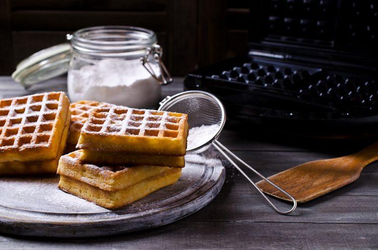 Passa lo sciroppo! È la giornata nazionale della Piastra per Waffle!