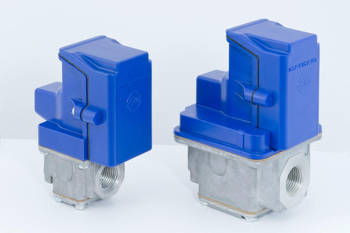 Valvole modulanti per la regolazione del gas Serie EXA