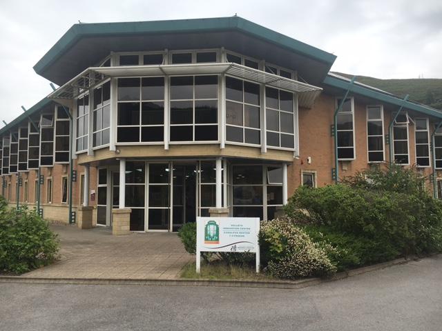 Ufficio Maxitrol ad Abercynon, Regno Unito