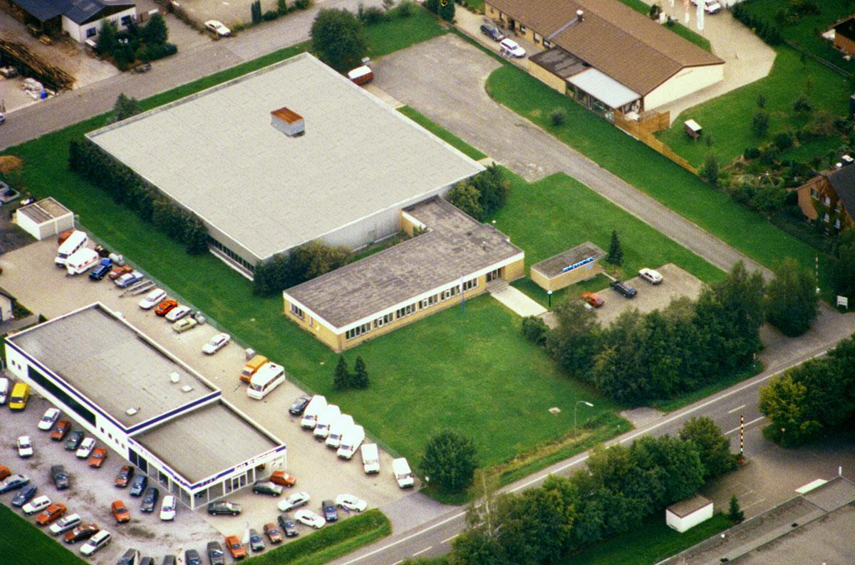 Maxitrol Facility in Senden, Germany